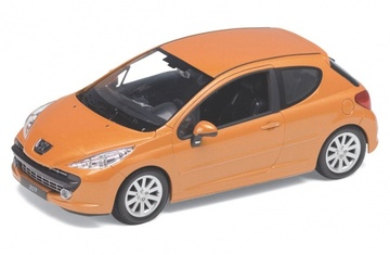 Peugeot 207 | Model Cars
