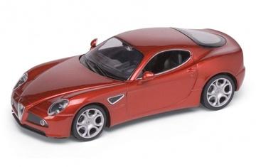 Alfa Romeo 8C Competizione | Model Cars