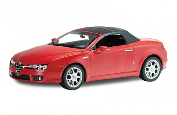 Alfa Romeo Spider (Soft-Top Closed) | Model Cars