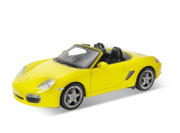 Porsche Boxster S (Convertible Open) | Model Cars