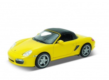 Porsche Boxster S (Soft-Top Closed) | Model Cars