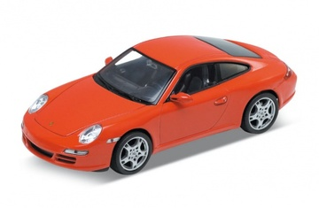 Porsche 911 (997) Carrera S Coupe | Model Cars