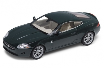 Jaguar XK Coupe | Model Cars