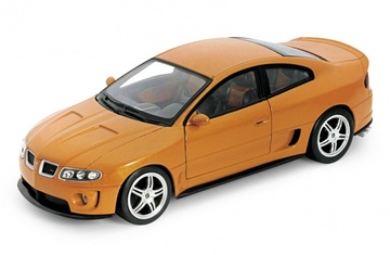2005 Pontiac GTO RAM Air 6 | Model Cars