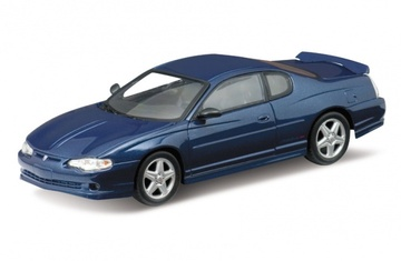 2004 Chevrolet Monte Carlo SS | Model Cars