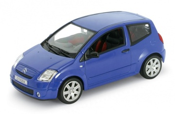 Citroën C2 | Model Cars