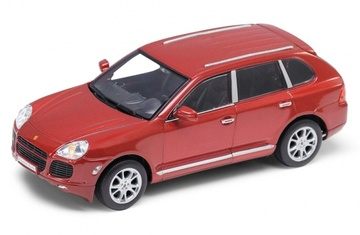 Porsche Cayenne Turbo | Model Cars