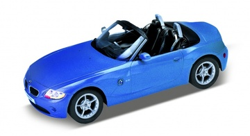 BMW Z4 (Convertible Open) | Model Cars