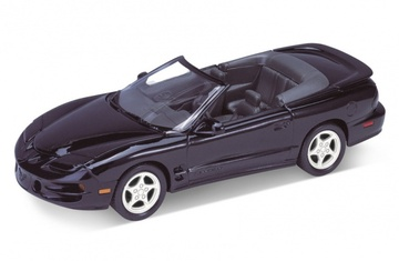 2001 Pontiac Firebird | Model Cars