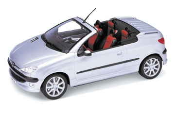 Peugeot 206CC | Model Cars