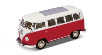 1962 Volkswagen Classical Bus Low Rider | Model Trucks