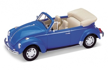 Volkswagen Beetle (Convertible) | Model Cars