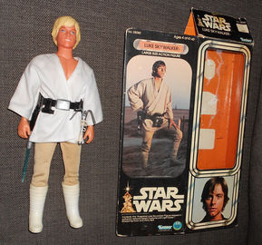 Luke Skywalker | Figures and Toy Soldiers