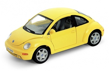 VW New Beetle  | Model Cars