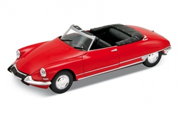 Citroën DS 19 Cabriolet (Convertible Open) | Model Cars