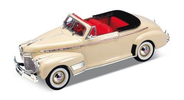 1941 Chevrolet Special Deluxe | Model Cars