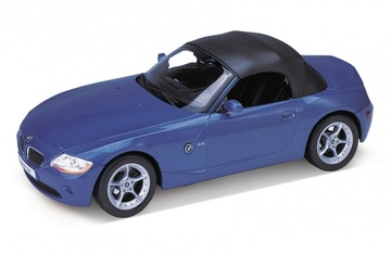 BMW Z4 (Soft-Top Closed) | Model Cars