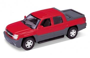 2002 Chevrolet Avalanche | Model Trucks