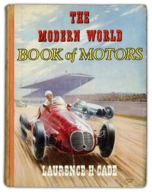 The Modern World Book of Motors | Books