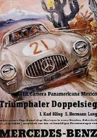 III. Carrera Panamericana Mexico - Triumphaler Doppelsieg | Posters & Prints