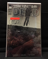 The walking dead %2523100 chrome variant comics 2deaffe3 99a5 4086 88df 6e8240eb5587 medium