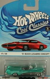 '51 Buick LeSabre Concept | Model Cars