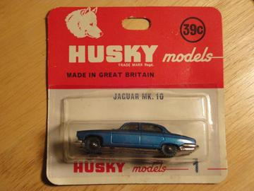 Jaguar MK.10 | Model Cars