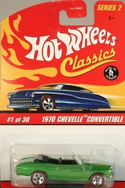 1970 Chevelle Convertible | Model Cars