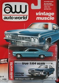 1966 Chevy Impala SS | Model Cars
