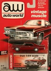 1966 Chevy Impala | Model Cars