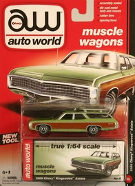 Chevrolet 1969 Kingswood Estate | Model Cars