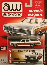1969 Chevy Kingswood Estate | Model Cars