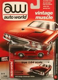 1973 Dodge Challenger Rallye   Model Cars