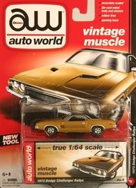 1973 Dodge Challenger Rallye | Model Cars
