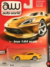 2014 Dodge Viper SRT | Model Cars