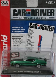 1971 Ford Mustang Mach 1   Model Cars