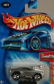 'Tooned '69 Camaro Z28 | Model Cars
