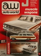 Ford 1964 Country Squire | Model Cars