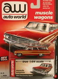 1964 Ford Country Squire | Model Cars