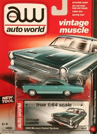 1966 Mercury Comet Cyclone | Model Cars