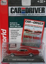 Oldsmobile 1966 , 4-4-2  | Model Cars