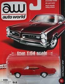 1966 Pontiac GTO | Model Cars