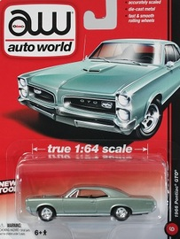 1966 Pontiac GTO | Model Cars
