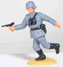 WWII German Officer | Figures & Toy Soldiers