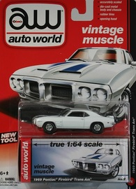 1969 Pontiac Firebird Trans Am | Model Cars