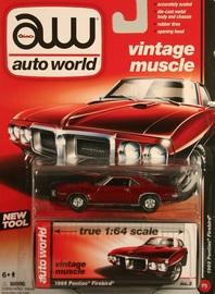 1969 Pontiac Firebird  | Model Cars