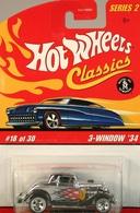 Hot wheels hot wheels classics%252c hot wheels classics series 2 3 window %252734 model cars 49db63ce 2a41 4715 978b 513a22d6db2d medium