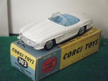 Mercedes-Benz 300SL | Model Cars