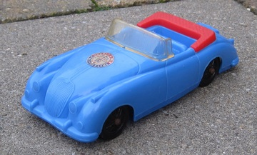 Jaguar XK150 | Model Cars
