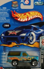 Ford Bronco | Model Trucks